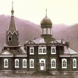 Знаменский скит под Дивногорском
