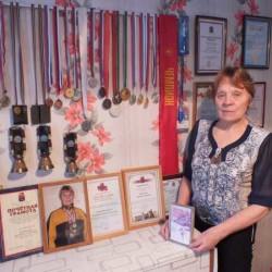 75-летний юбилей Надежды Сергеевны Думанской