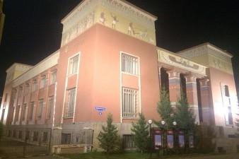 Красноярск - подготовка к Дню города