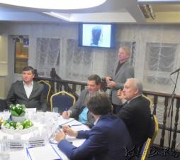 Красноярск - как резервный федеральный центр